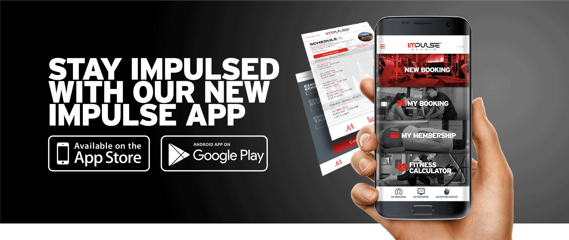 Download the Impulse App