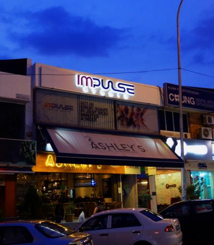 2014 Impulse Studio Bangsar